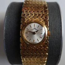 Carl F. Bucherer Or jaune 15mm Remontage manuel occasion