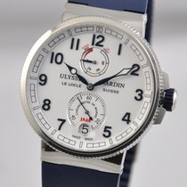 Ulysse Nardin Marine Chronometer Manufacture 1183-126-3/61 2019 new