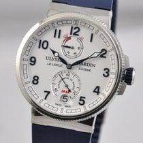 Ulysse Nardin Marine Chronometer Manufacture 1183-126-3/61 2019 новые