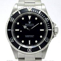 Rolex Submariner (No Date) Stahl 40mm