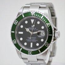 Rolex Submariner Date 16610LV 2007 подержанные