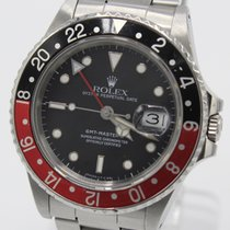 Rolex GMT-Master II 16760 1986 pre-owned