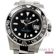 Rolex GMT-Master II 116710LN 2009 pre-owned