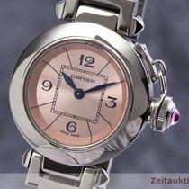 Cartier Pasha Steel 27mm