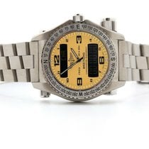 Breitling Emergency E76321 2007 tweedehands