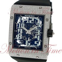 Richard Mille RM016 White gold RM 016 49.8mm pre-owned United States of America, New York, New York