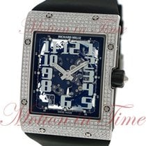 Richard Mille RM016 White gold RM 016 49.8mm pre-owned