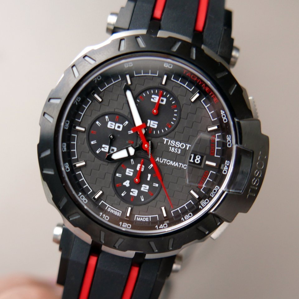 tissot t race moto gp 2015 limited edition for 1 301 for sale from a trusted seller on chrono24. Black Bedroom Furniture Sets. Home Design Ideas
