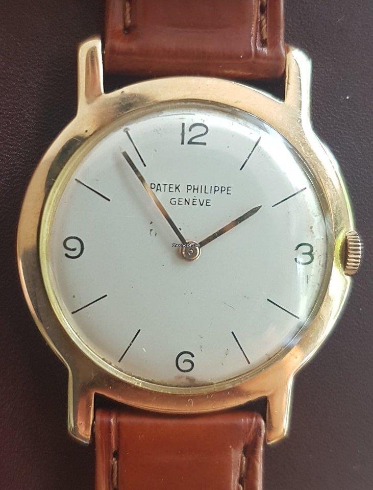 Patek Philippe Vintage 2506/1 pre-owned