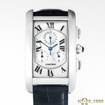 Cartier Tank Américaine 2312  / W2603356 2010 pre-owned