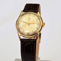 Omega Vintage 14K Yellow Gold