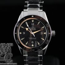 Omega Seamaster 300 Retro Master Co-Axial Steel 41 mm