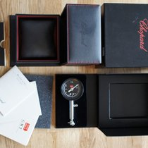 Chopard Box with tyre pressure gauge and instruction manuals