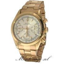 "Rolex Chronograph  ""Pre Daytona"" oro 18 kt"