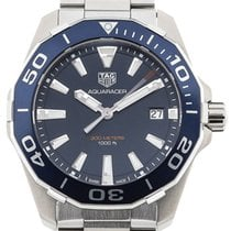 TAG Heuer WAY111C.BA0928 Ατσάλι Aquaracer 300M 41mm καινούριο