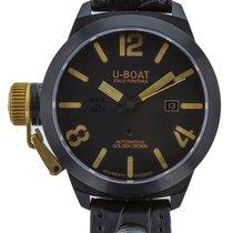 U-Boat 45mm Automatic new Classico Black