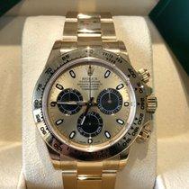 Rolex Daytona, Yellow Gold, Champagne Dial, 116508