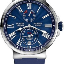 Ulysse Nardin Marine Chronometer 43mm новые