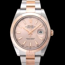 Rolex Datejust Rose gold 41mm Pink United States of America, California, San Mateo