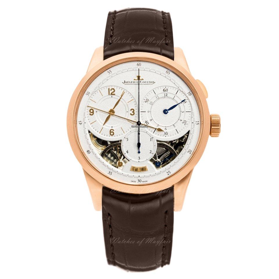 fe65a07d597 Jaeger-LeCoultre Duomètre Ouro rosa - Todos os preços de relógios Jaeger-LeCoultre  Duomètre Ouro rosa na Chrono24