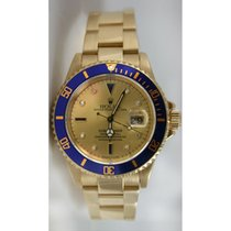 Rolex Submariner Date 16618 1990 occasion
