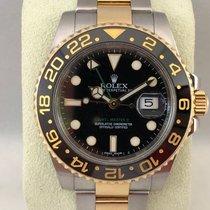 Rolex GMT-Master II steel/gold 116713LN ( full set EU )