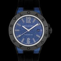Bulgari Bulgari 41mm Blue United States of America, California, San Mateo