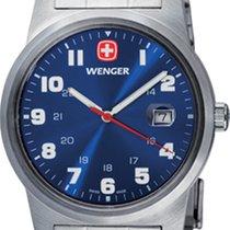 Wenger 40mm Quartz 72808W new