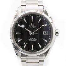 Omega 23110422101001 Stahl Seamaster Aqua Terra