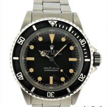 Rolex 5512 Stahl Submariner (No Date)