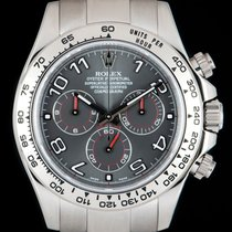 Rolex Daytona 116509 Unworn White gold 40mm Automatic