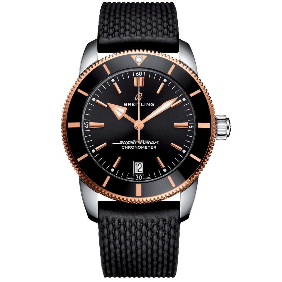 Les montres Breitling