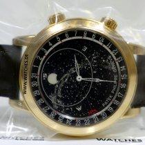 Patek Philippe Celestial Růžové zlato 44mm Černá