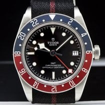 Tudor Black Bay GMT pre-owned 41mm Steel