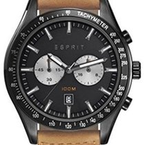 Esprit Steel 44mm Chronograph new