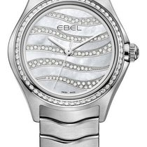 Ebel Wave Steel 30mm Mother of pearl United States of America, New York, Monsey