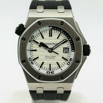 Audemars Piguet Royal Oak Offshore Diver Steel 42mm White United States of America, California, Newport Beach