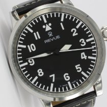 Revue Thommen Steel 55mm Automatic 7010.2 pre-owned