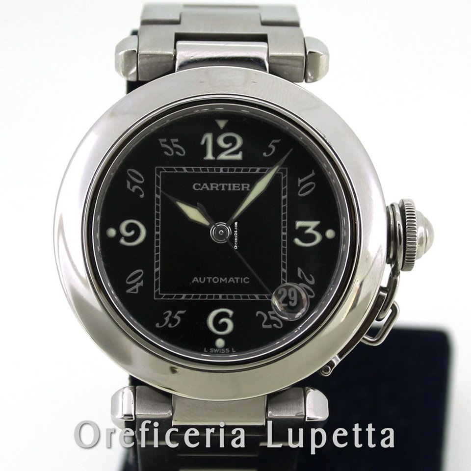 74afe2f717a91 Cartier Pasha C 2324 for $2,422 for sale from a Trusted Seller on Chrono24