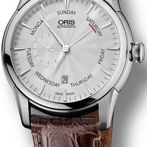 Oris Artelier Small Second Steel United States of America, New York, New York
