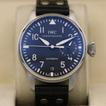 IWC Big Pilot Steel 46mm Black Arabic numerals United States of America, Tennesse, Nashville