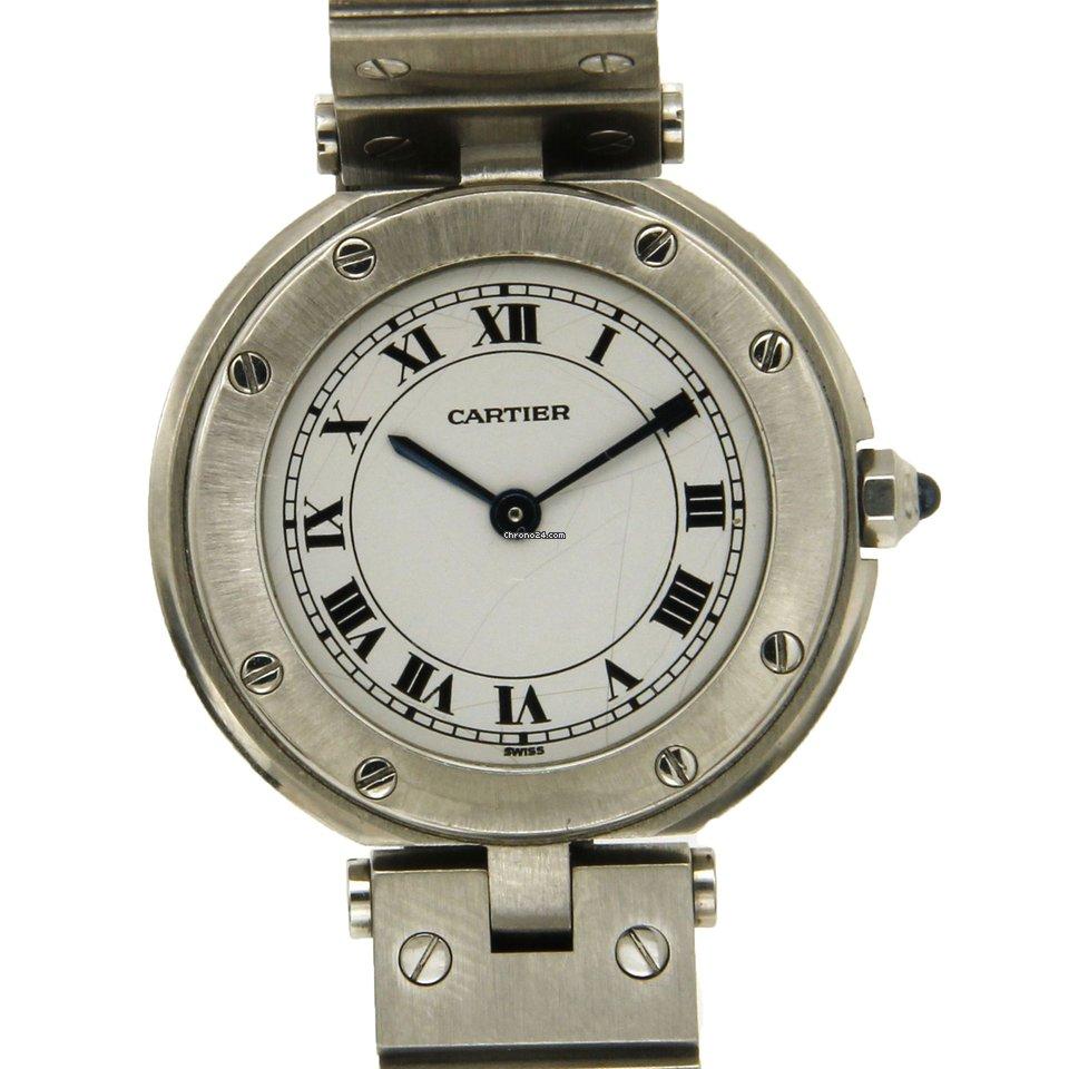 b529b7fd2e91c1 Prezzi degli orologi Cartier da donna | Vendita orologi Cartier da donna su  Chrono24