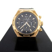 Vacheron Constantin Overseas Chronograph 49150/000R-9338 new