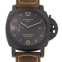 Panerai Luminor 1950 3 Days GMT Automatic Ceramic 44mm Black