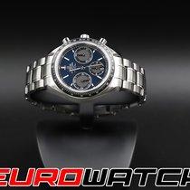 Omega Speedmaster Racing Steel 40mm Blue No numerals United States of America, California, Costa Mesa