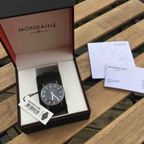 Mondaine Steel 40mm Quartz ETA 804.192, AIG. 1 new Canada, Oakville