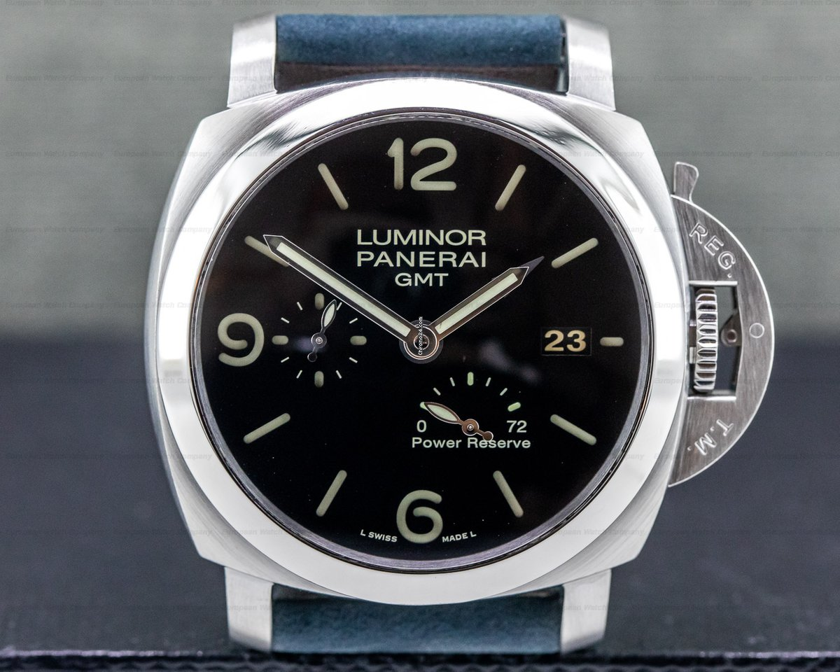 Panerai PAM00321 Luminor 1950 3 Day GMT Power Reserve (32339)