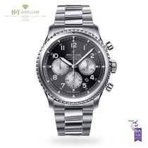 Breitling Staal 43mm Automatisch AB0117131B1A1 nieuw