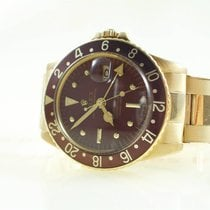 Rolex Yellow gold 40mm Automatic 1675 pre-owned