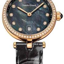 Louis Erard Romance Gold/Steel 30mm